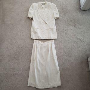 Vintage Karen Ellis Skirt Suit